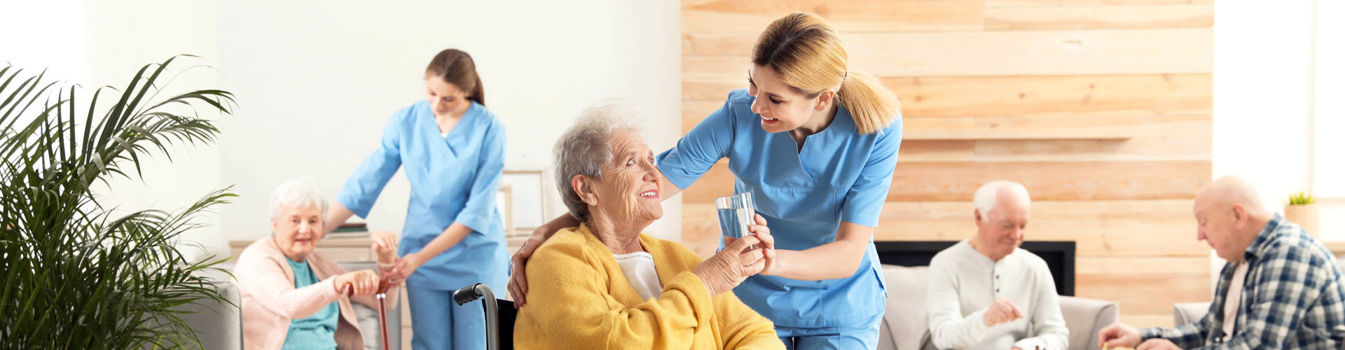 caregivers and their patients